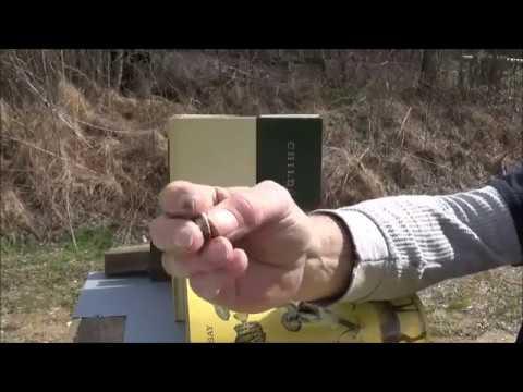 RIA 1911 10mm Penetration Test