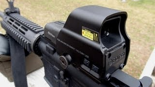 EOTech 516 Review & POV Shooting