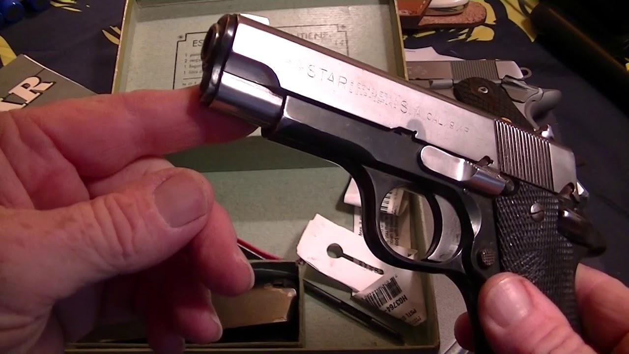 Star Model BM (9mm)