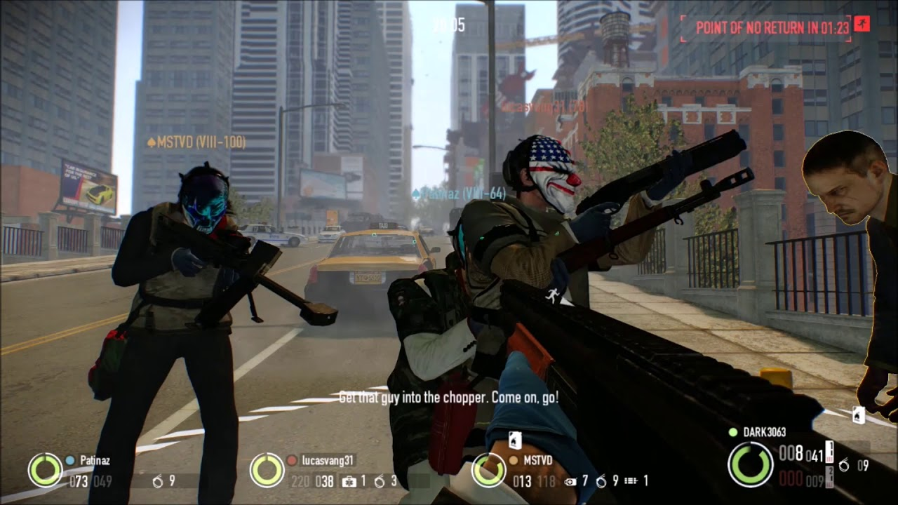 PAYDAY 2: ROAD TO INFAMY
