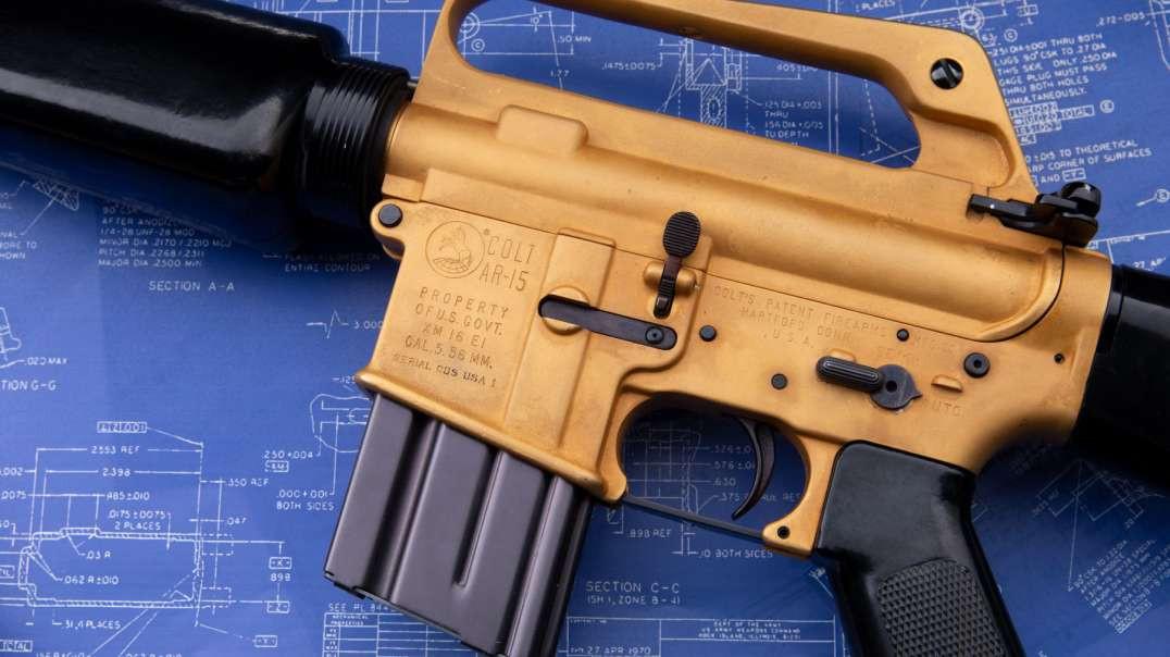 AR-15 & The First Ever Forward Assist