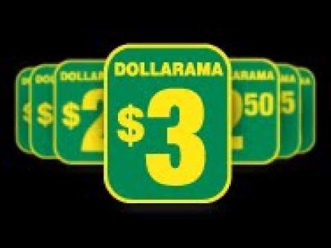 Dollarama MRE