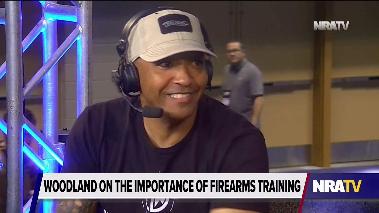 NRATV -  Michael Woodland - Maintaining Your Training