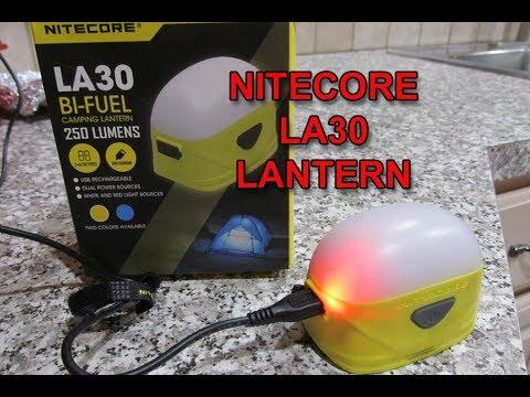 Lantern LA30  By NITECORE