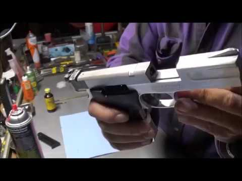 Clean Inspect Test S&W 622