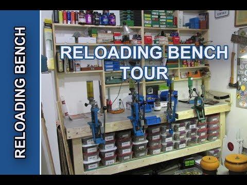 RELOADING BENCH TOUR