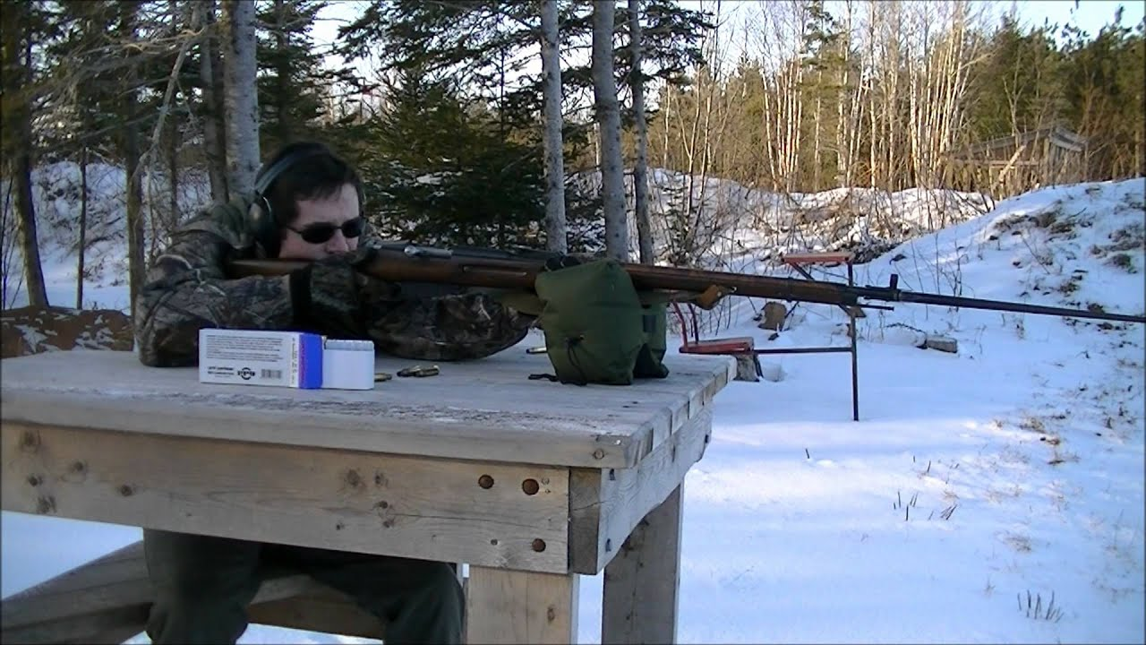 1942 Mosin Nagant M91/30 With Prvi Partizan 182 Grain Ammo