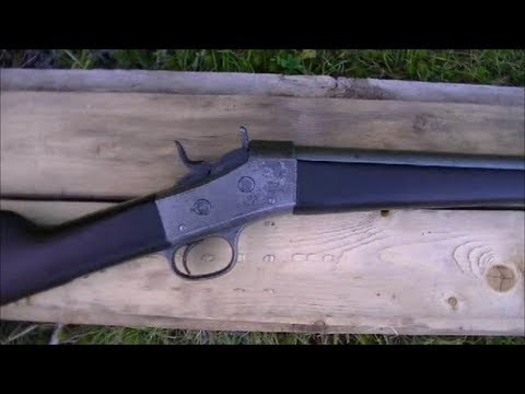 Remington Rolling Block Shotgun, 20 Gauge