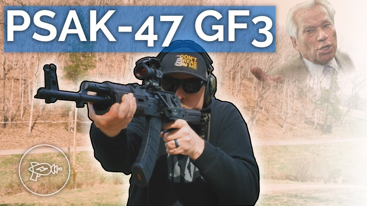 Palmetto State Armory AK PSAK-47 GF3 [Review]: Best US-Made AK?