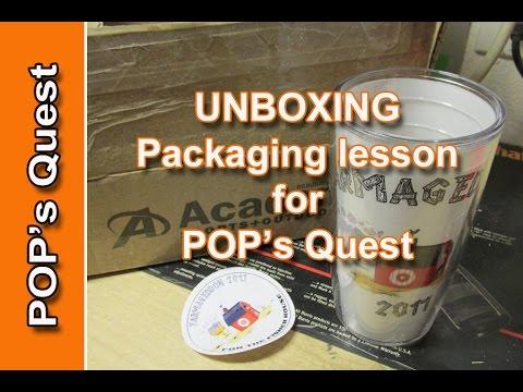 POP's Quest Farmageddon Unboxing