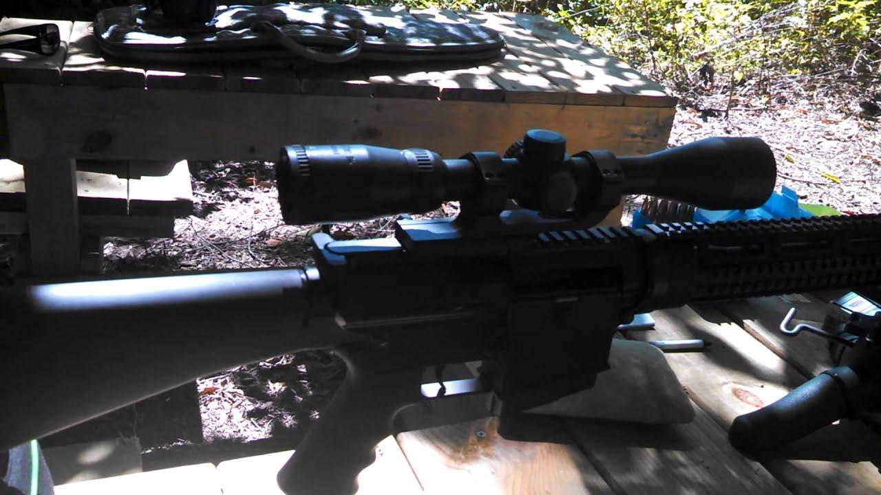 Quick look at the DPMS TAC20