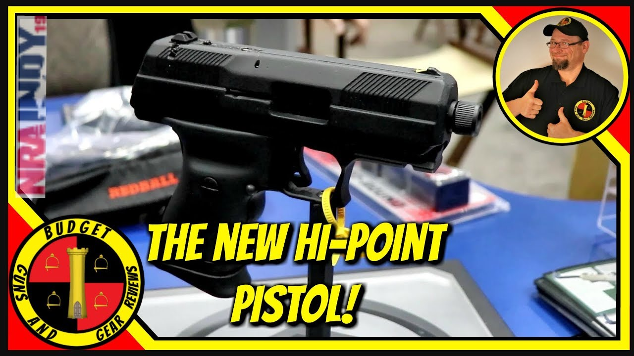 New Hi Point Pistol Overview