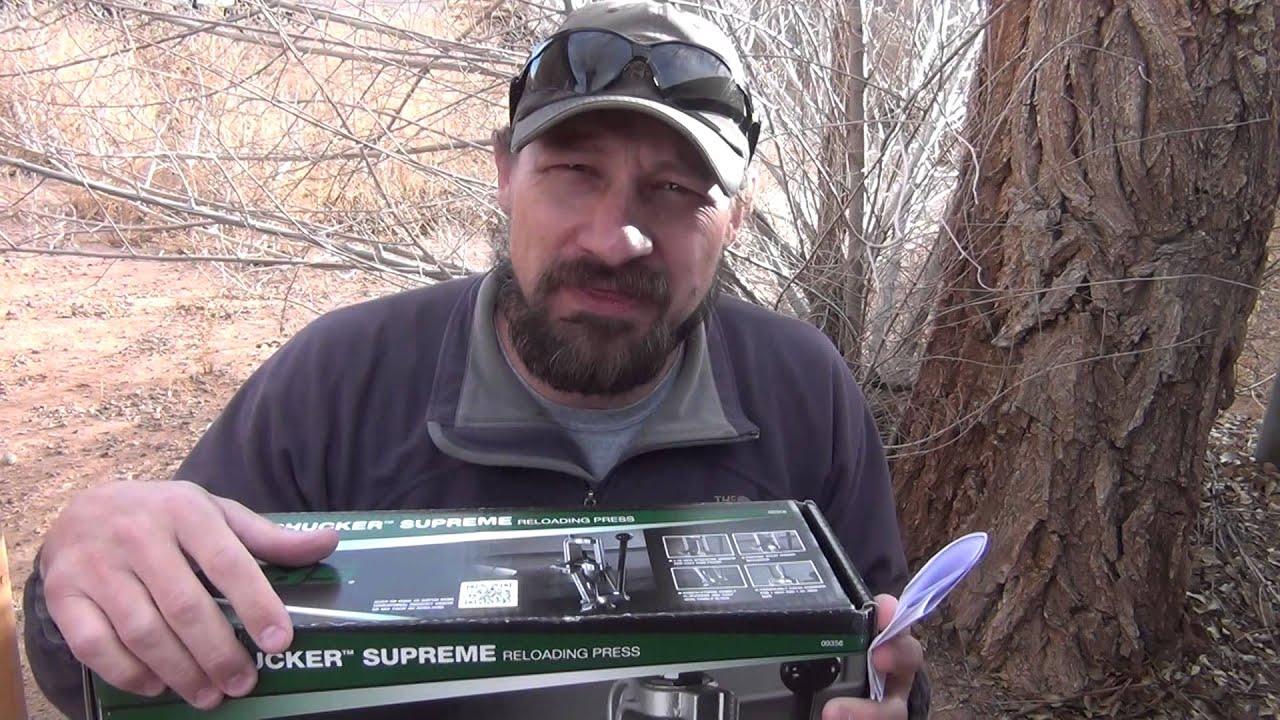 RESULTS: RCBS Rock Chucker Supreme give away - HD