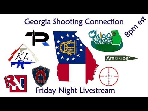 Georgia Shooting Connection Live Stream