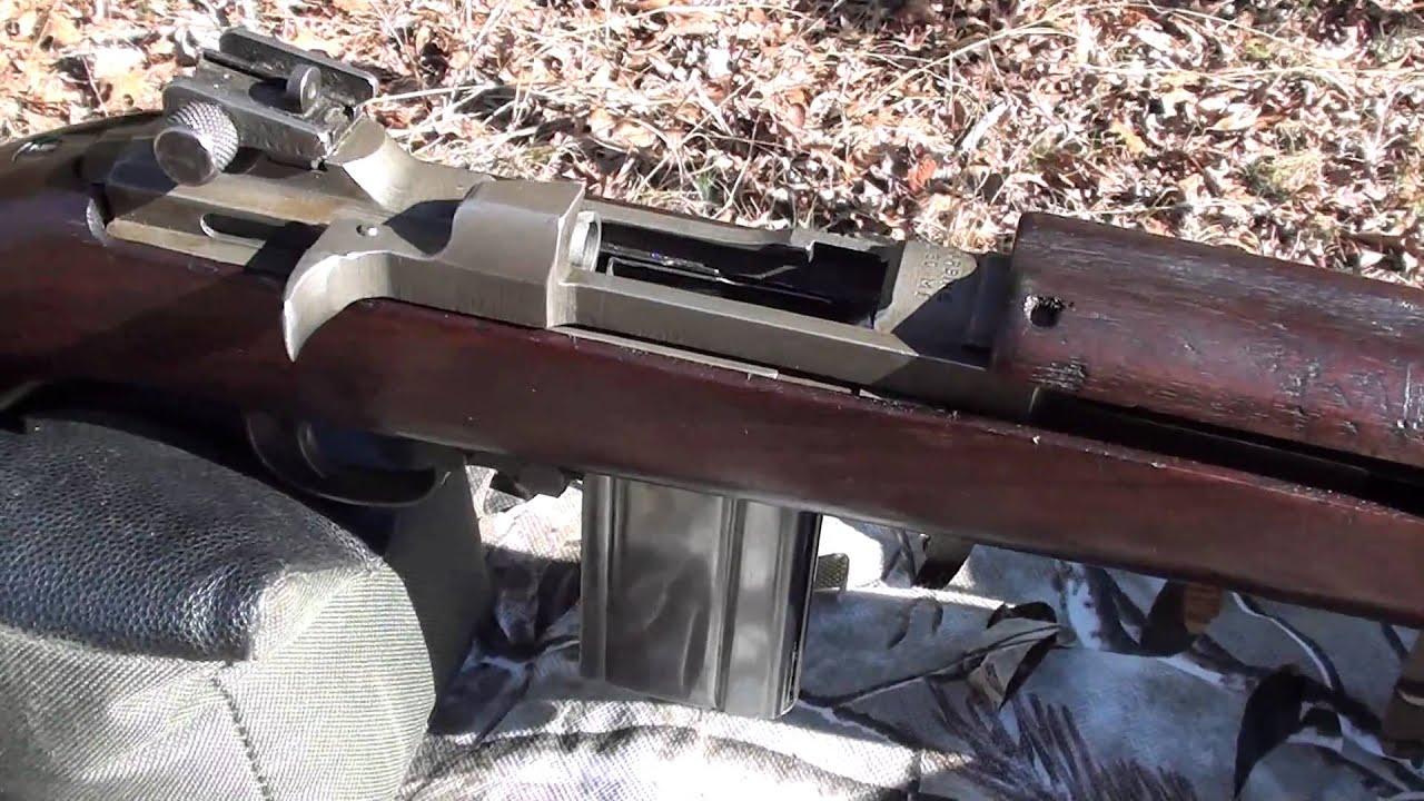 M1 Carbine - WW2 U.S. Military .30 Rifle