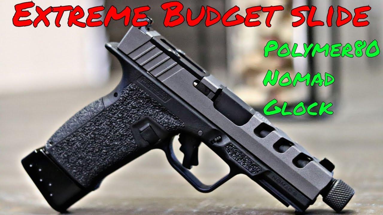 Rock Slide Budget Option For Glock And Polymer80