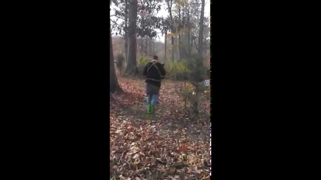 Carbine course run #2