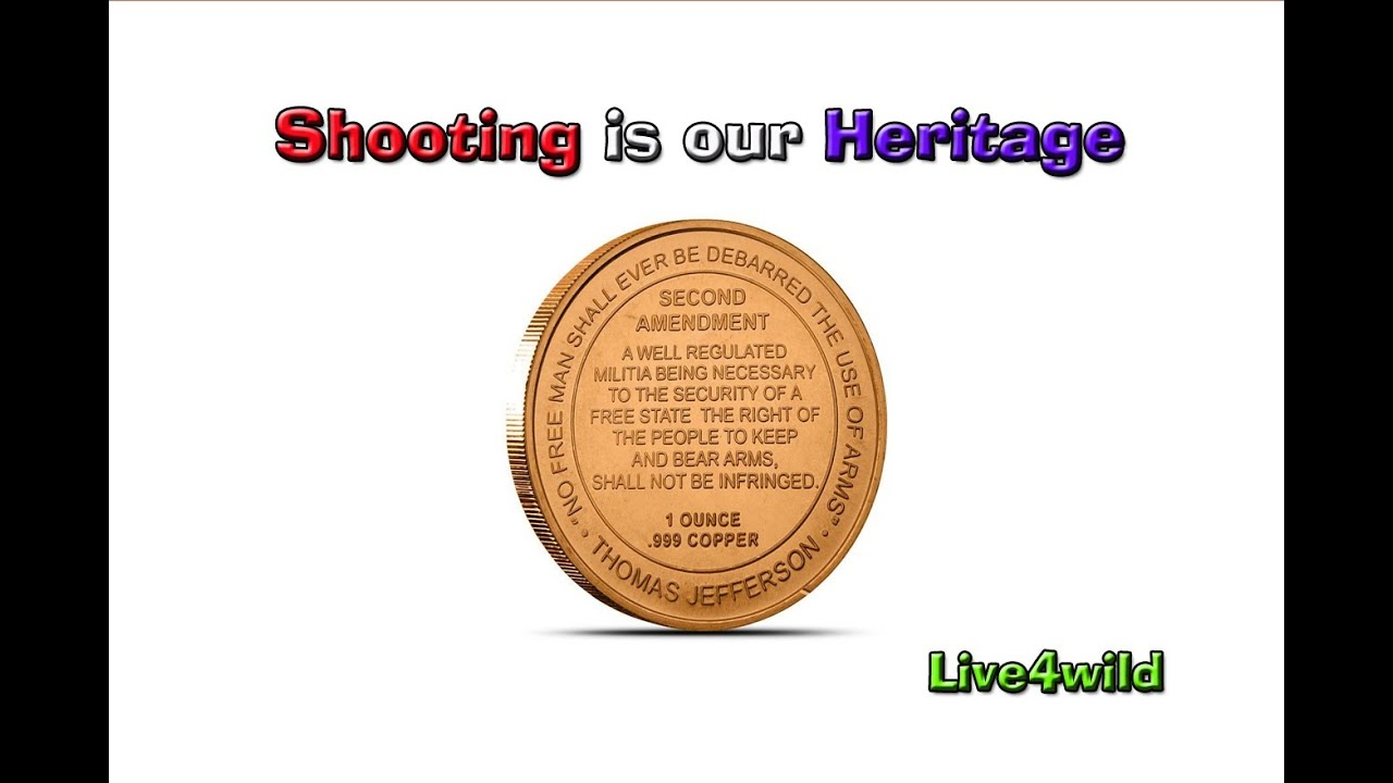 Shooting is our Heritage