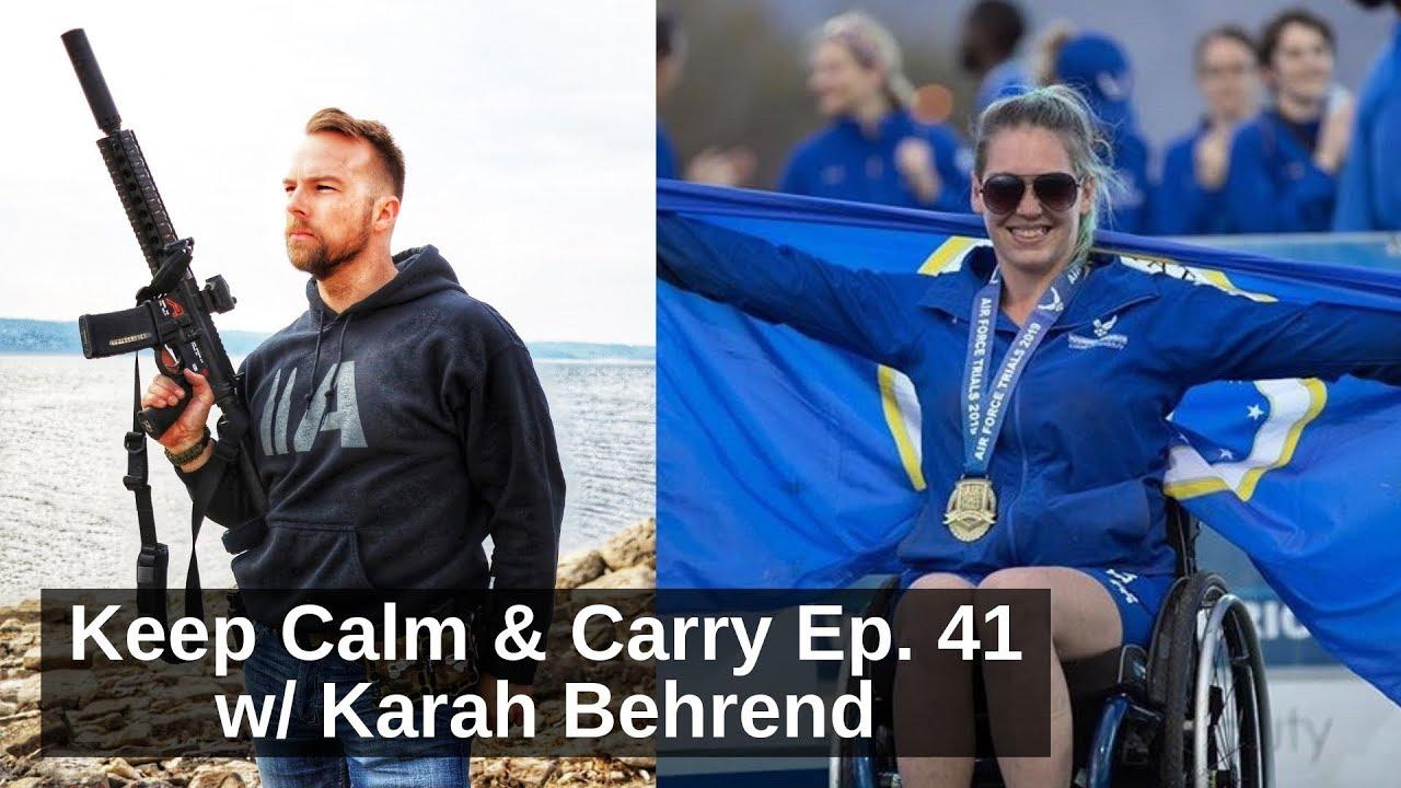 KC&C Ep. 41 w/ Karah Behrend