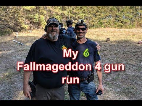 Fallmageddon 4 gun match