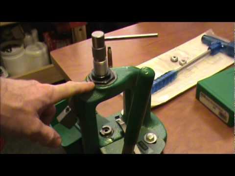 RCBS Collet Bullet Puller & Midway Inertia Bullet Puller