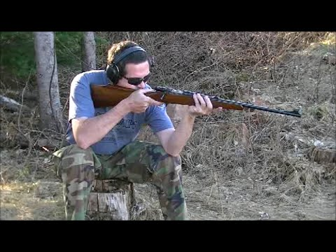 Zastava M85 7.62x39mm Rifle Overview