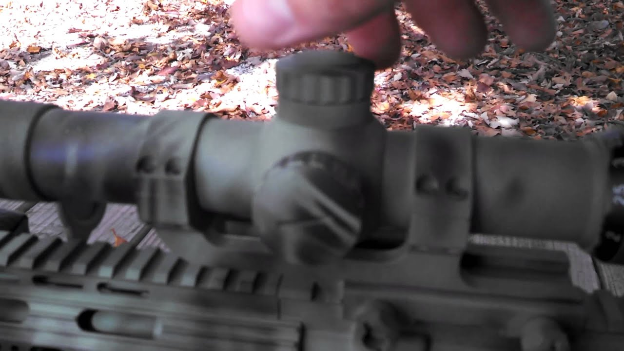 Primary Arms 1-4x.. Quick Look!