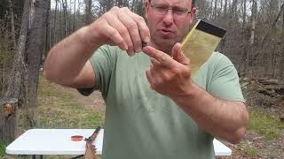 Power of Thompson Flintlock Rifle 50 cal