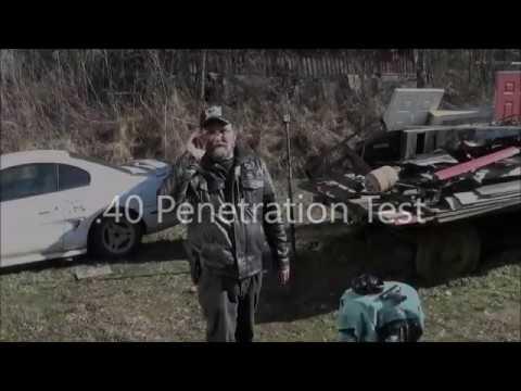40 Penetration Test