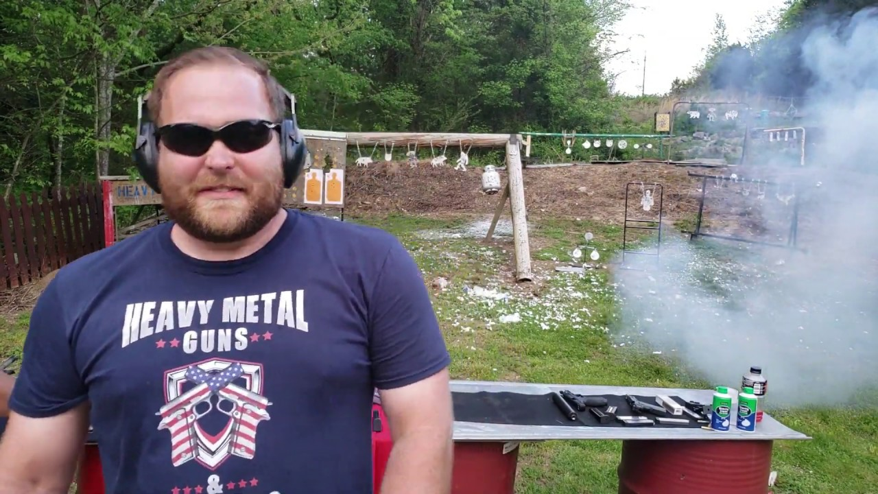 Prank Explosives Fail!!! With Heavy Metal!