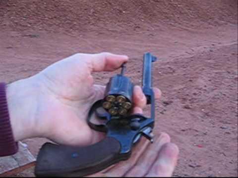 Colt Police Positive .32 Revolver
