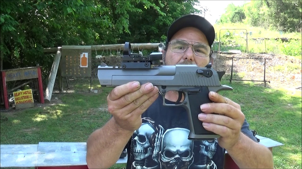 Magnum Research Desert Eagle 50AE