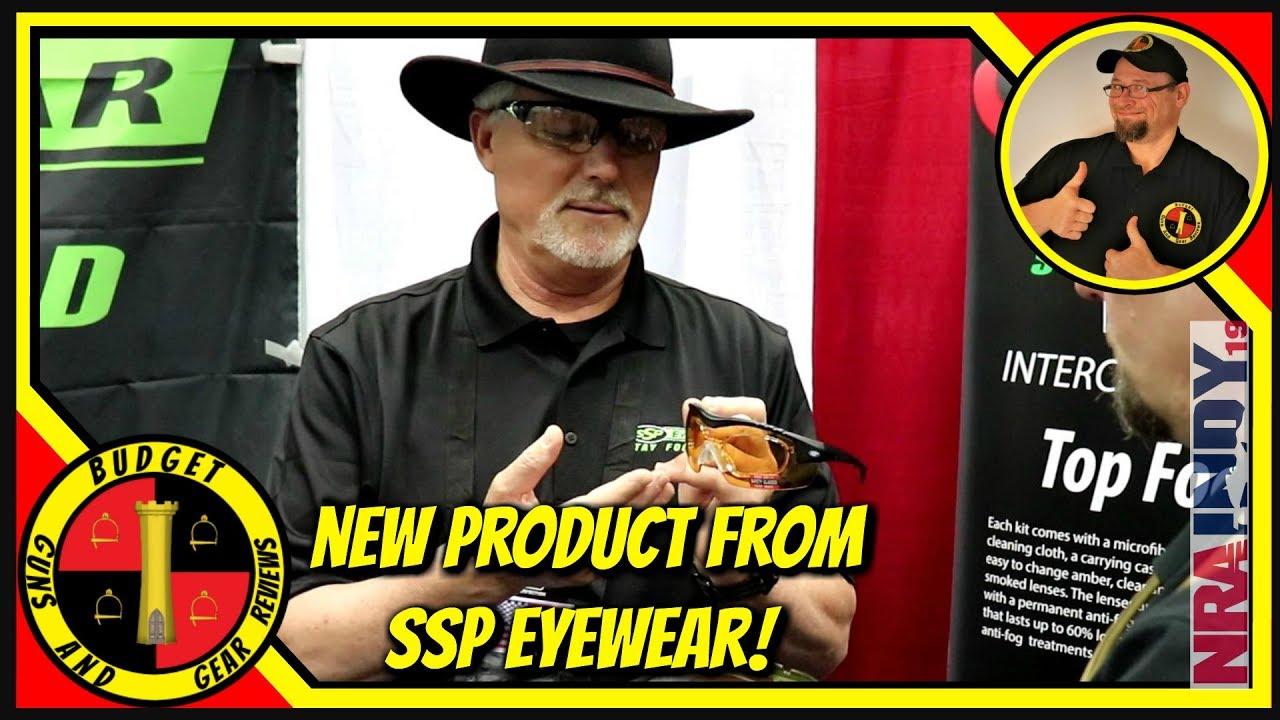 SSP Eyewear Methow Prescription Safety Glasses Kit