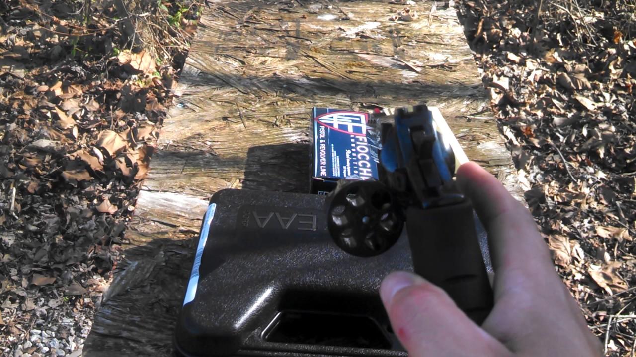 EAA Windicator 357/38spl, High Value Wheel Gun!