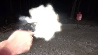 .38 Special +P Remington Golden Saber Ammo Gel Test