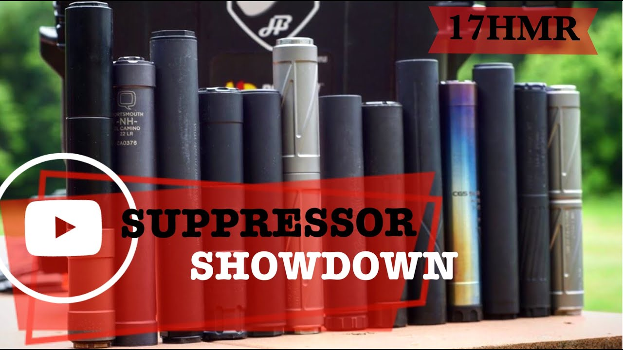 📹Is 17HMR Worth Suppressing??? Answered ?!?! 🤷🏻‍♂️