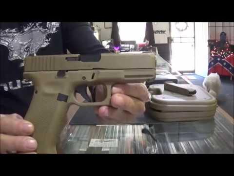 Glock 19X Review & Shoot