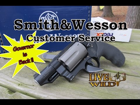 Smith & Wesson Customer Service