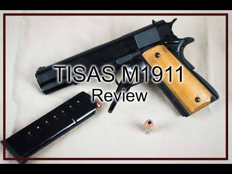 Tisas M1911 review