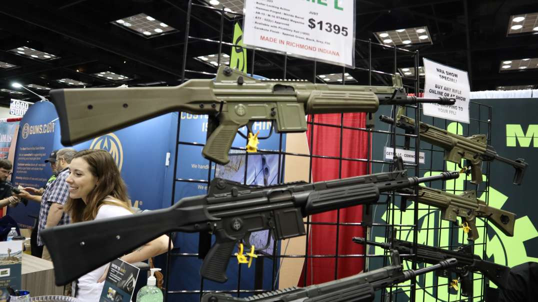 Interview with Dave Bane of Marcolmar Firearms NRAAM 2019