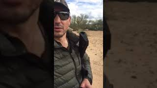 KCI 100 round AR 15 drum magazine review using a Slide Fire bump stock