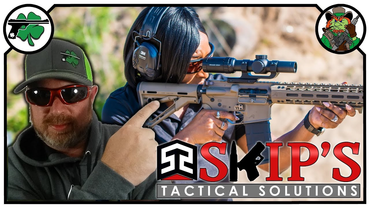 Skip's Tactical Solutions Talks Training From A Female Perspective