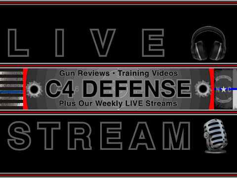 C4 Defense LIVE | You Are Being Detained