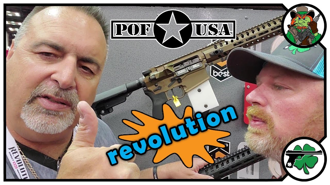 POF-USA Revolution Info Straight From The Owner Of Patriot Ordnance Factory