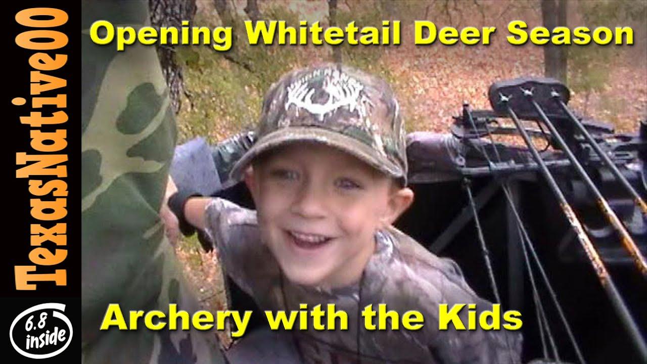 Opening Bow Season for Whitetail Deer