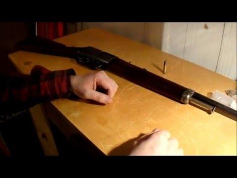 Winchester Self Loading Model 1905