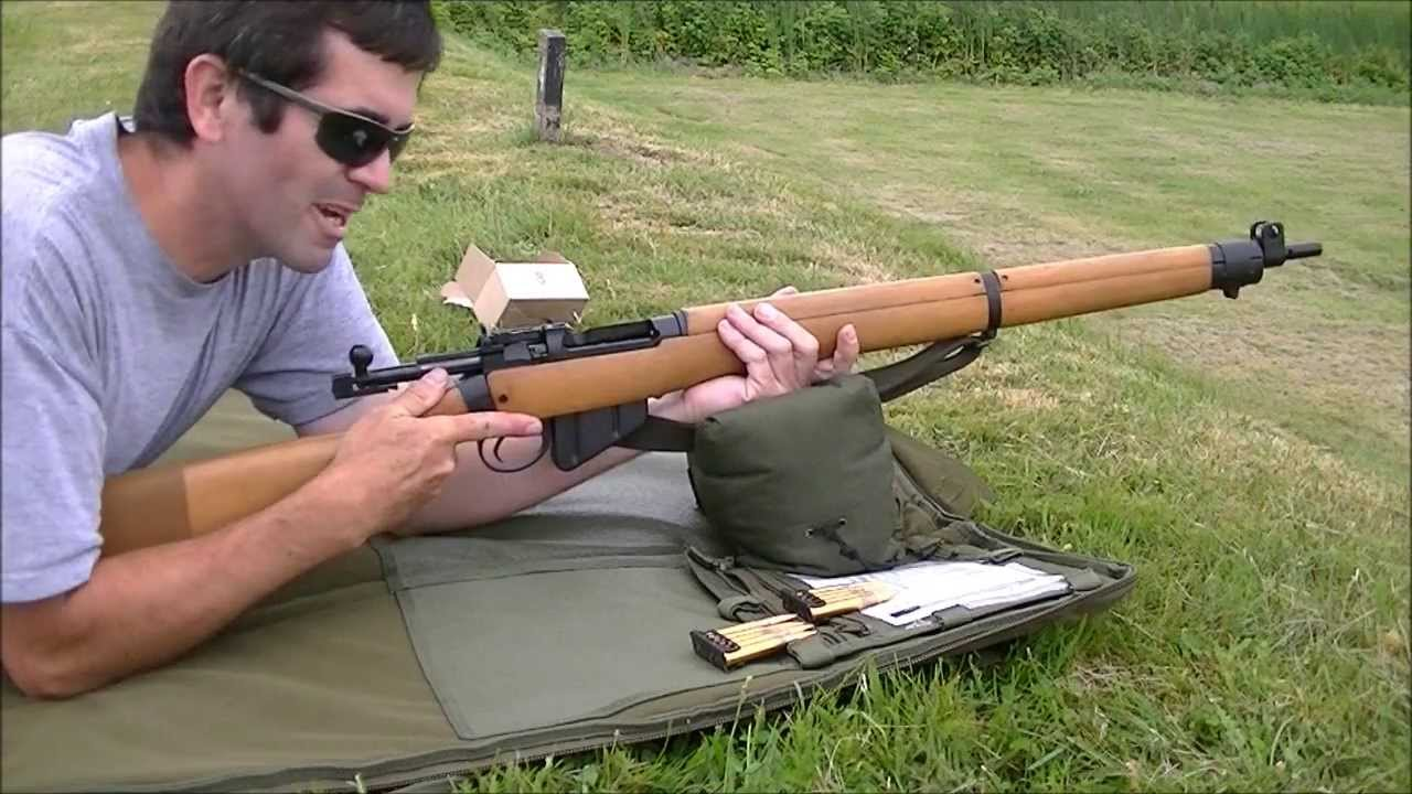 Lee Enfield Mad Minute Challenge Attempt #2