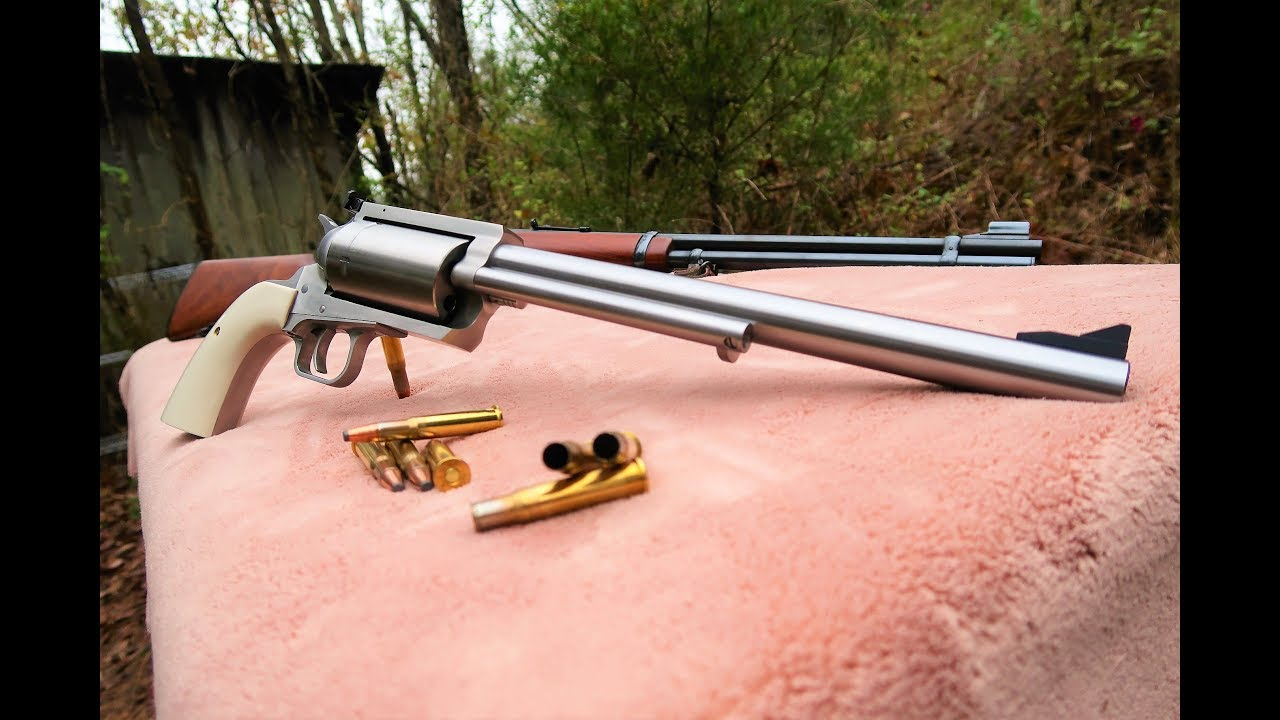 BFR .30-30 Revolver - First Look and First Shots
