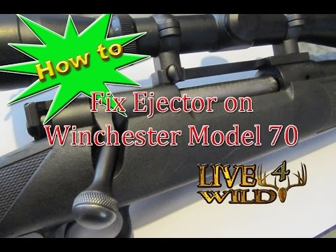 Winchester Model 70 Ejector repair