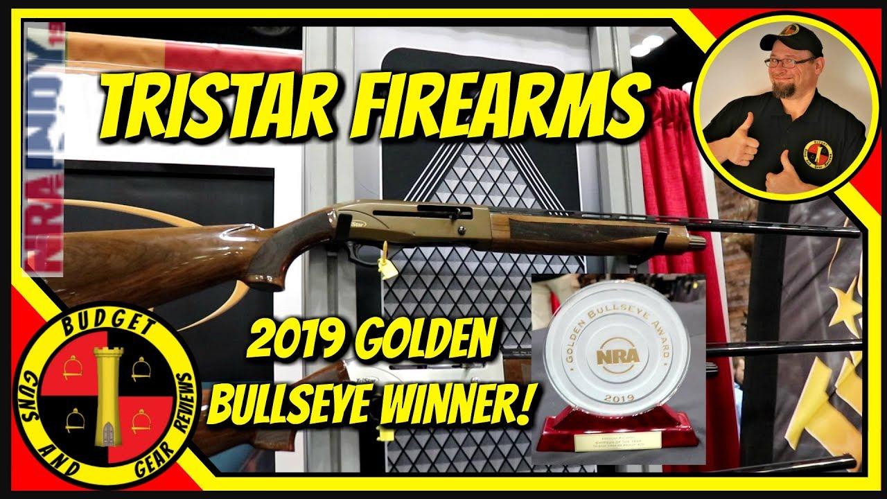 Tristar Bronze Viper- 2019 NRA Golden Bullseye Winner!
